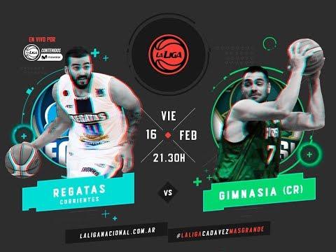 Liga Nacional: Regatas vs. Gimnasia | #LaLigaEnTyCSports
