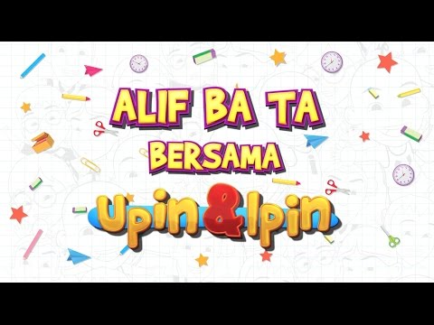 Alif Ba Ta Bersama Upin & Ipin (30 Minit)