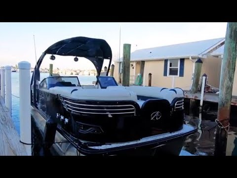 #3 Pontooning to Key West | Clearwater to Cuba Pontoon Adventure | Avalon Luxury Pontoons