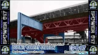 Boston Elevated Orange Line 1980 (Street Level)