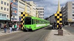 [ÜSTRA] Stadtbahn Hannover | Linie 10 Steintor - Aegidientorplatz