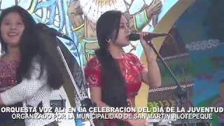 Orquesta Voz Ali en San Martin Jilotepeque