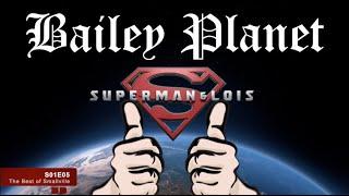 """Superman & Lois"" Super Short Review - S01E05 - ""The Best of Smallville"" (Bailey Planet)"