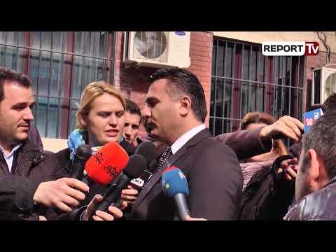 """Report TV - Donald Lu: """"Problemi"""" me 4 politikanët e lidhur me krimin në Shqipëri"""