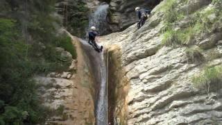 Canyoning en Isère