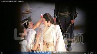 [Sở Kiều Truyện][Hậu Trường 17] Lâm Canh Tân trên phim trường