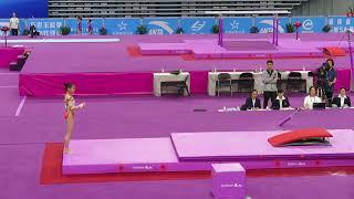 Shang Chunsong - UB Qual - 2019 CHN Nationals Zhaoqing