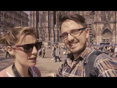 Chocolate and travels in gothic Cologne, Germany