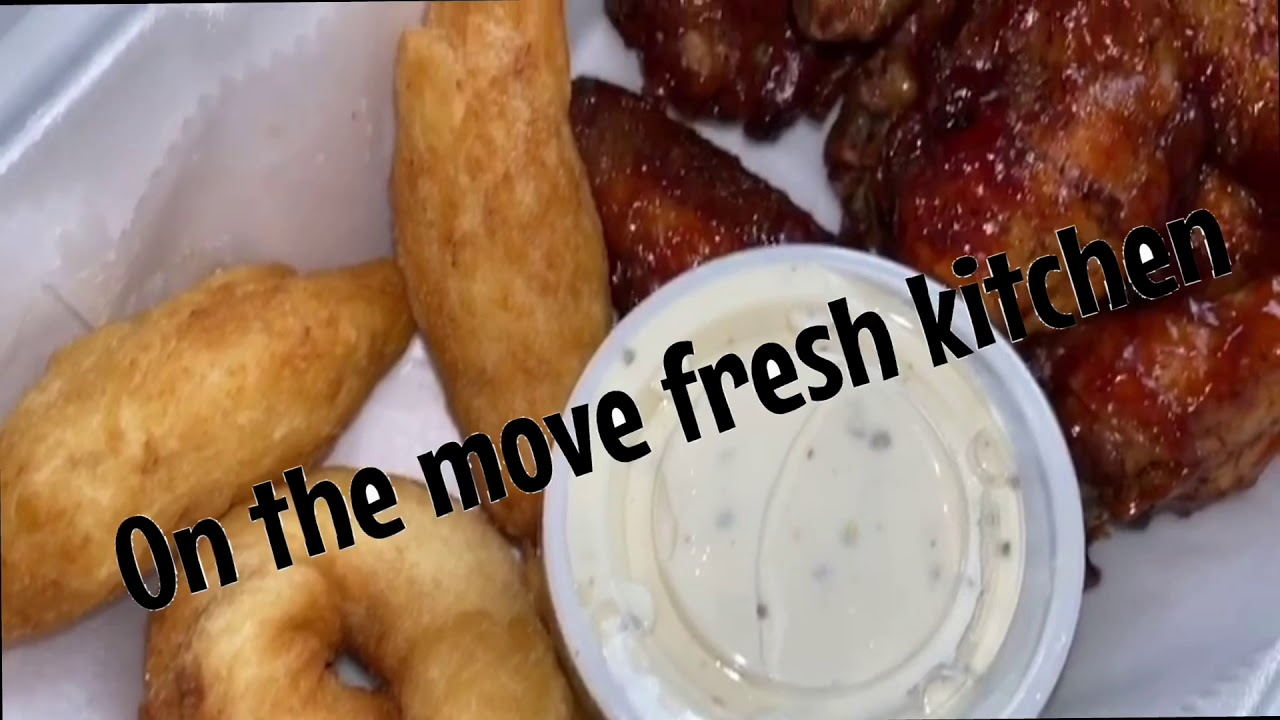Download On the move fresh kitchen