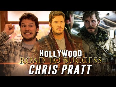 CHRIS PRATT - Hollywood Road to Success, Jurassic World, Guardians of the Galaxy, Parks and Rec