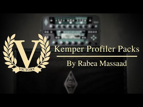 Victory Amps Kemper Profiler Packs | By Rabea Massaad