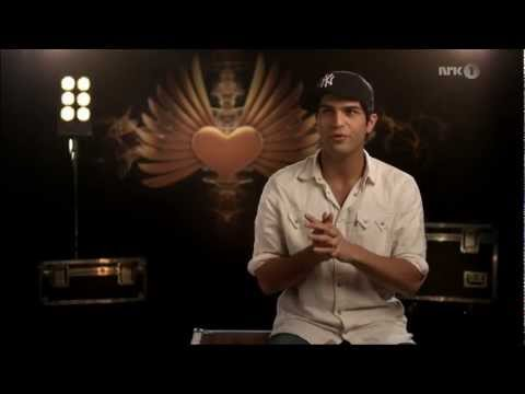 Tooji - Stay Winner of Norwegian melodi Grandprix 2012 HD
