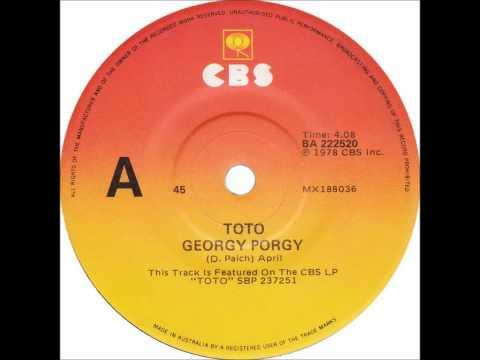 Toto - Georgy Porgy (Dj