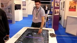 Сенсорный стол multitouch_www.vizucom.ru(
