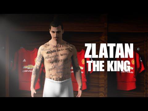 "FIFA 17 ZLATAN IBRAHIMOVIC ""THE JOURNEY OF THE KING"" TRIBUTE"