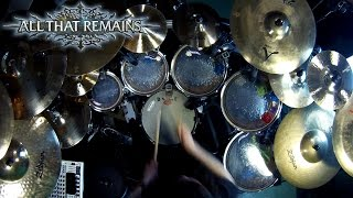 "All That Remains - ""This Calling"" - (Drums Only)"