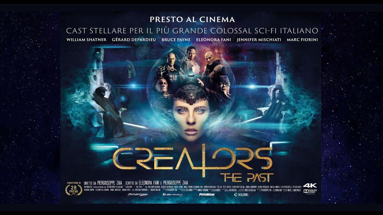 Creators-The past con Lady Airre