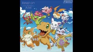 "Download Video (Full. Ver.) Digimon Adventure Tri Ending 4 ""Keep On"" ~tri. version~ AiM MP3 3GP MP4"