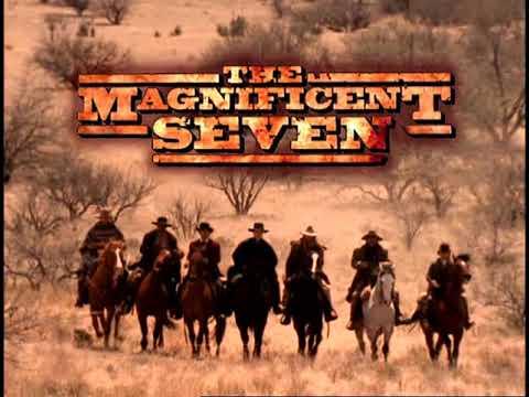 Les Sept mercenaires  Saison 1 Episode 1 et 2 La Nouvelle Equipe