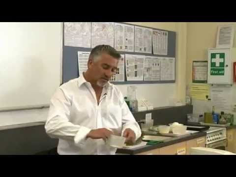 Making bread with Paul Hollywood