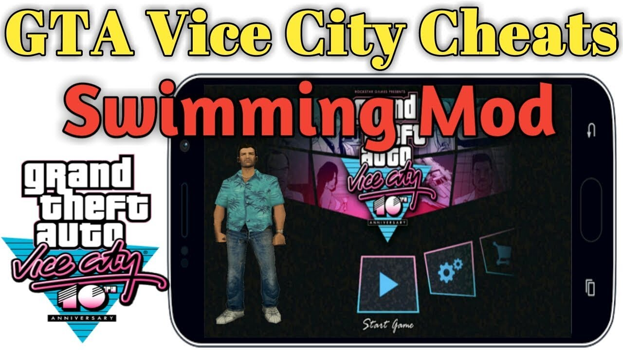 Cheat Book Of Vice City