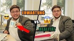 FSJ - ERWARTUNG vs. REALITÄT