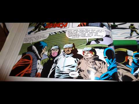 COMIC BOOK WEDNESDAY! G. I. Joe #2 review - HD