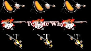 Tell Me Why - The Beatles karaoke cover