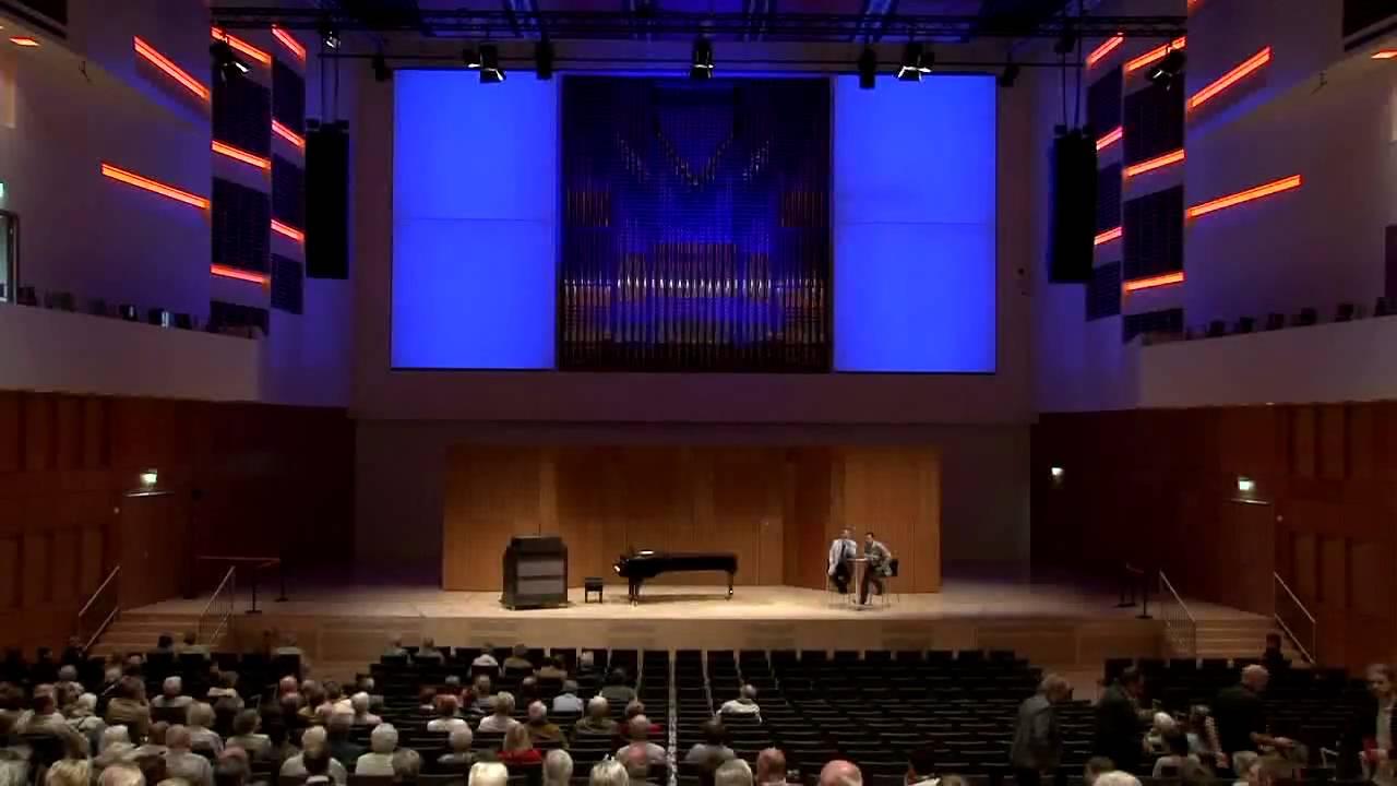 ihre majest t zieht ein die neue orgel in duisburg youtube. Black Bedroom Furniture Sets. Home Design Ideas