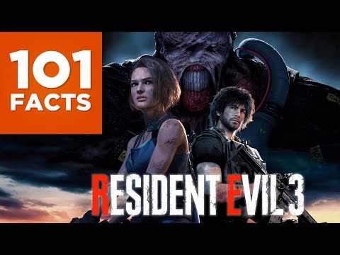 101 Facts About Resident Evil
