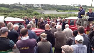 Kivells - Barn Farm Machinery Sale 21.07.15