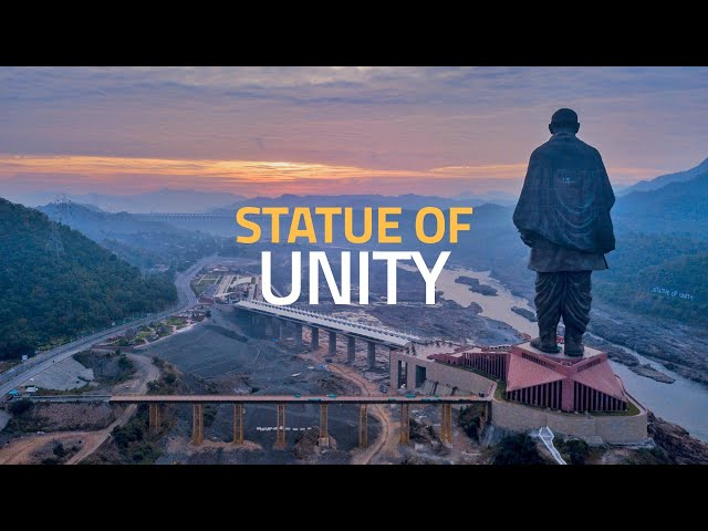Ethereal: The Statue of Unity | Stories from Narmada
