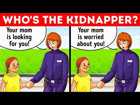RIDDLES AND SURVIVAL GAMES THAT MIGHT SAVE YOU OR A KID'S LIFE ONE DAY