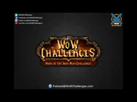WoW Challenges Podcast - Ep.46 - Don't Answer the Phone