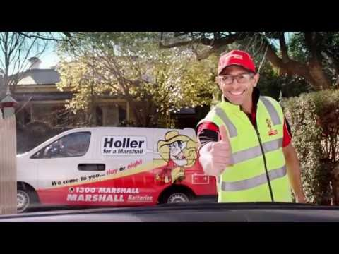 Marshall Batteries: Car Battery Replacement and Roadside Assistance Experts