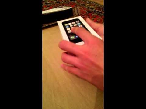 IPhone 5s из Америки