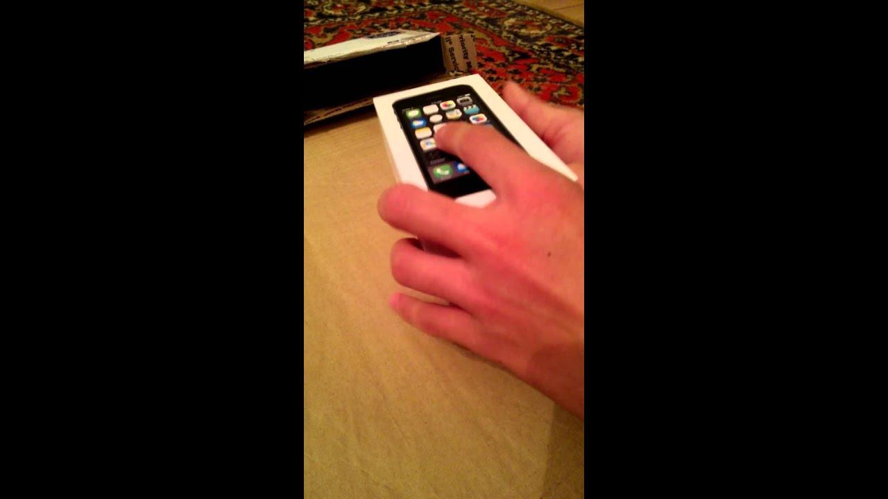 iphone 5s с америки