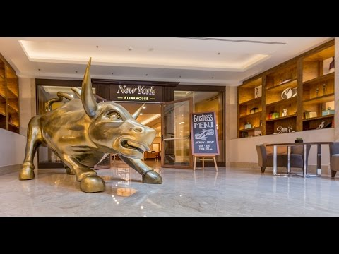My video impression of the Marriott Moscow Novy Arbat. A luxury hotel for business and leisure!