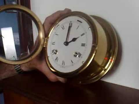 Image result for hermles ships clocks
