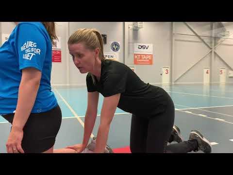 Styrke/mobilitet: Nordic Hamstring