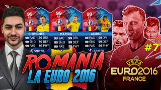 ROMANIA LA EURO 2016 -  DEVENIM CAMPIONI EUROPENI? MAREA FINALA vs SPANIA #7
