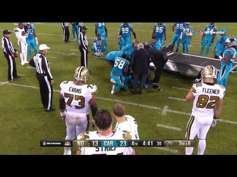 Thursday Night Football: Saints at Panthers