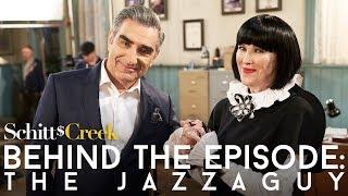 The Jazzaguy   Behind the Episode   Schitt