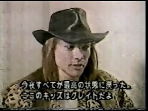Guns N' Roses Axl Rose Talks About Touring With Motley Crue! The Dirt Movie Connection!