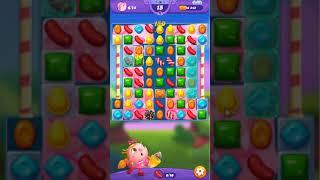 Candy Crush Friends Saga Level 19 - No Boosters