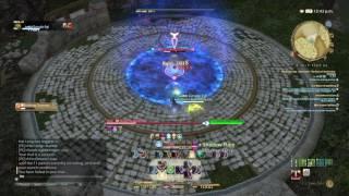 summoner ffxiv stone sky sea a9s ilvl 249