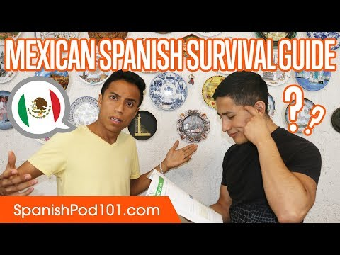 How to Sound Like a NATIVE MEXICAN SPANISH SPEAKER!