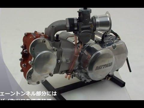 Nuevo Motor DAYTONA 125cc DOHC 4V