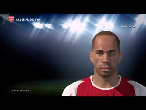 Pes 2016 Thierry
