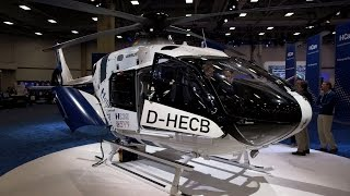 Walkthrough of the Helionix Avionics System in the Airbus Helicopters H135 Twin – AINtv